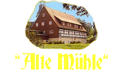 Pension 'Alte Mühle' Logo